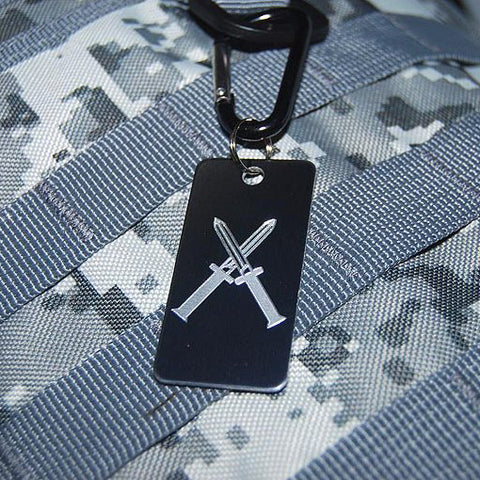 UNIT LUGGAGE TAG - INFANTRY - Hock Gift Shop | Army Online Store in Singapore
