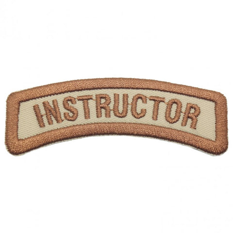 INSTRUCTOR TAB - KHAKI - Hock Gift Shop | Army Online Store in Singapore