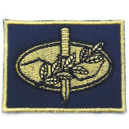 JUNGLE CONFIDENCE COURSE BADGE - GOLD - Hock Gift Shop | Army Online Store in Singapore