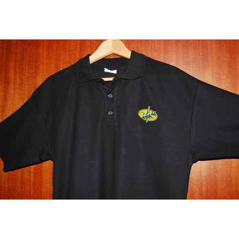 HGS POLO T-SHIRT - JUNGLE CONFIDENCE COURSE - Hock Gift Shop | Army Online Store in Singapore