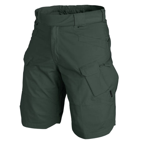 HELIKON-TEX URBAN TACTICAL SHORTS - JUNGLE GREEN