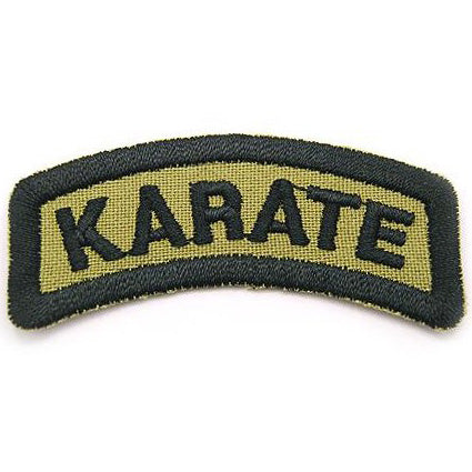 KARATE TAB - OLIVE GREEN - Hock Gift Shop | Army Online Store in Singapore