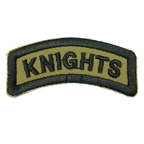 KNIGHTS TAB - OLIVE GREEN - Hock Gift Shop | Army Online Store in Singapore