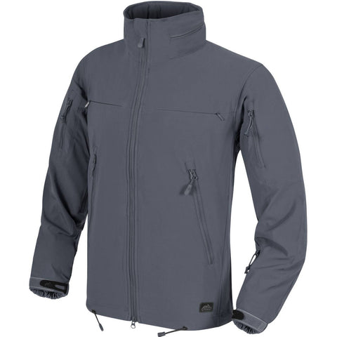 HELIKON-TEX COUGAR QSA + HID JACKET - SHADOW GREY