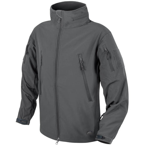 HELIKON-TEX GUNFIGHTER JACKET - SHARK SKIN WINDBLOCKER (SHADOW GREY)