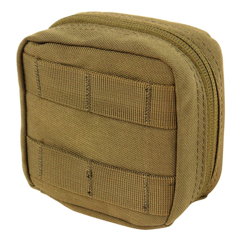 CONDOR 4 X 4 UTILITY POUCH - COYOTE BROWN