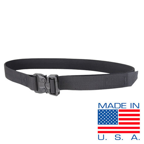CONDOR GT COBRA BELT - BLACK