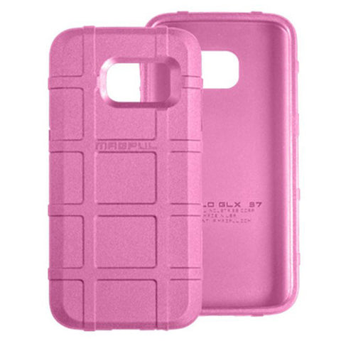 MAGPUL FIELD CASE – GALAXY S7 - PINK
