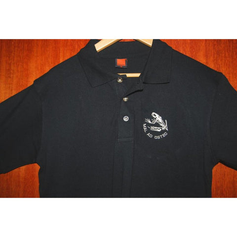 HGS POLO T-SHIRT - MAL AD OSTEO - Hock Gift Shop | Army Online Store in Singapore