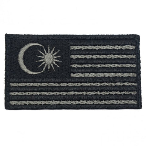Malaysia Flag - DARK OPS - Hock Gift Shop | Army Online Store in Singapore