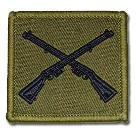 SAF #4 BADGE - MARKSMANSHIP - Hock Gift Shop | Army Online Store in Singapore