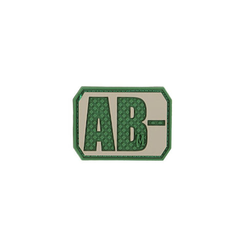 MAXPEDITION AB- NEG BLOOD TYPE PATCH - ARID - Hock Gift Shop | Army Online Store in Singapore