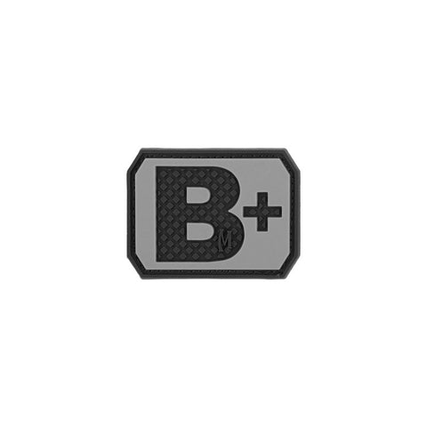 MAXPEDITION B+ POS BLOOD TYPE PATCH - SWAT - Hock Gift Shop | Army Online Store in Singapore
