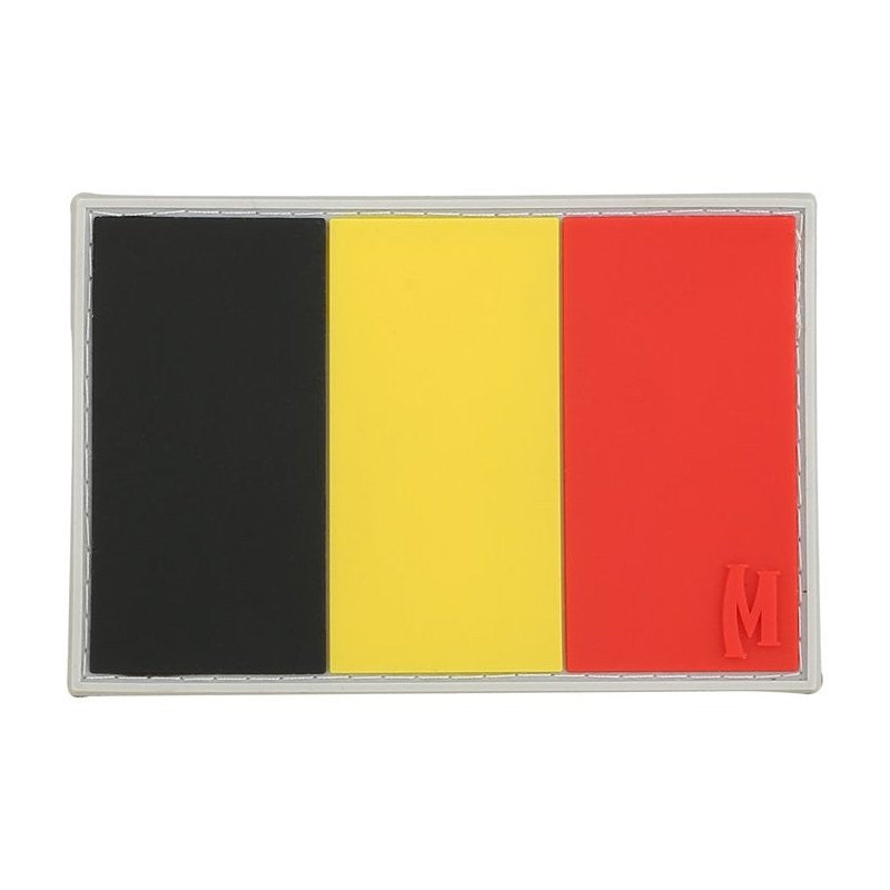 MAXPEDITION BELGIUM FLAG PATCH - FULL COLOR - Hock Gift Shop | Army Online Store in Singapore