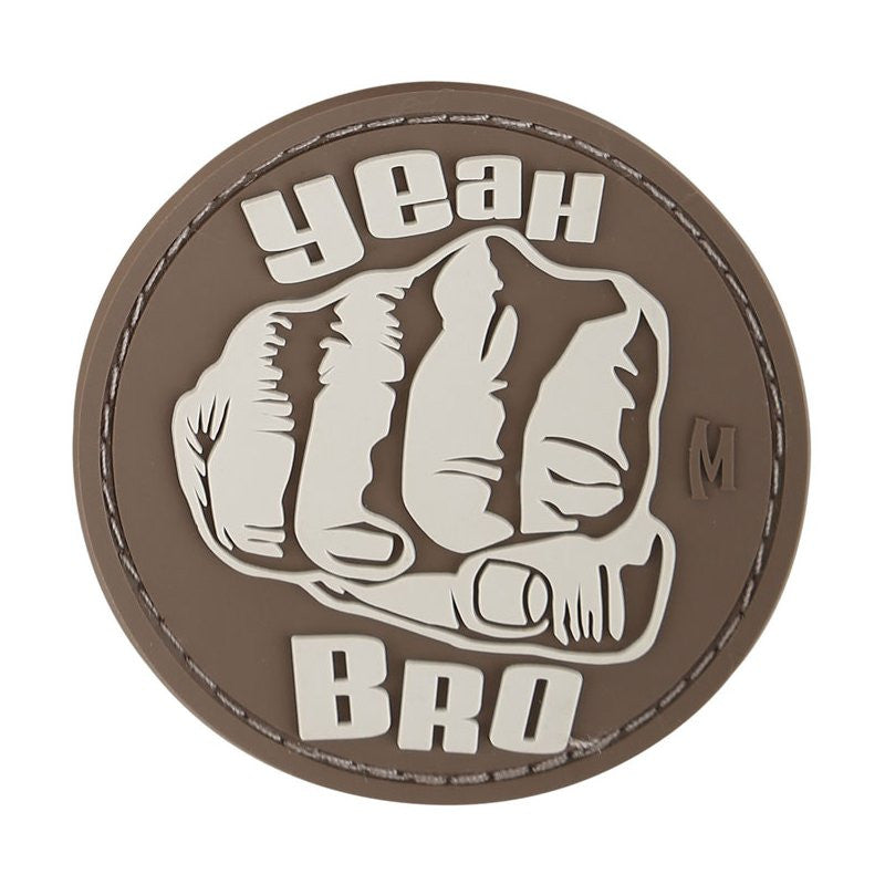 MAXPEDITION BRO FIST PATCH - ARID - Hock Gift Shop | Army Online Store in Singapore
