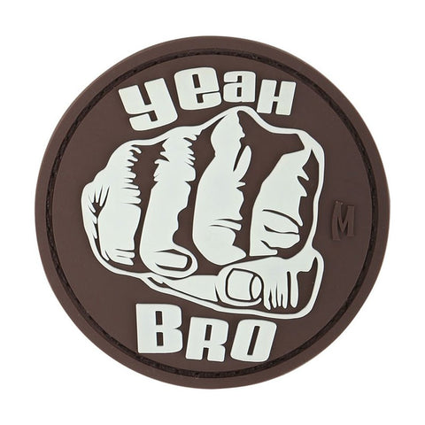 MAXPEDITION BRO FIST PATCH - GLOW - Hock Gift Shop | Army Online Store in Singapore