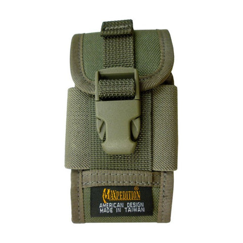 MAXPEDITION CLIP-ON PDA PHONE HOLSTER - FOLIAGE GREEN - Hock Gift Shop | Army Online Store in Singapore