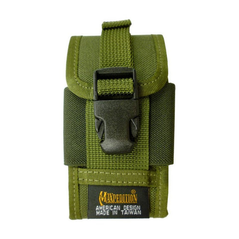 MAXPEDITION CLIP-ON PDA PHONE HOLSTER - OD GREEN - Hock Gift Shop | Army Online Store in Singapore