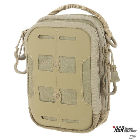 MAXPEDITION COMPACT ADMIN POUCH (CAP) - TAN - Hock Gift Shop | Army Online Store in Singapore