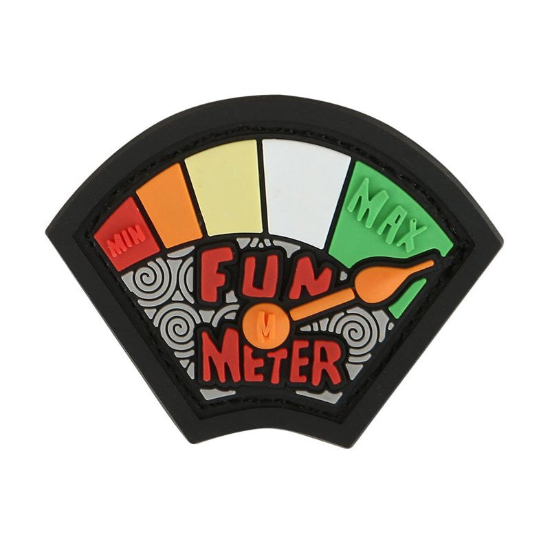 MAXPEDITION FUN METER PATCH - FULL COLOR