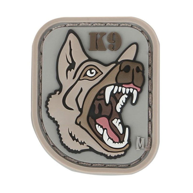 MAXPEDITION GERMAN SHEPHERD PATCH - ARID
