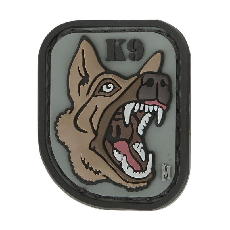 MAXPEDITION GERMAN SHEPHERD PATCH - SWAT