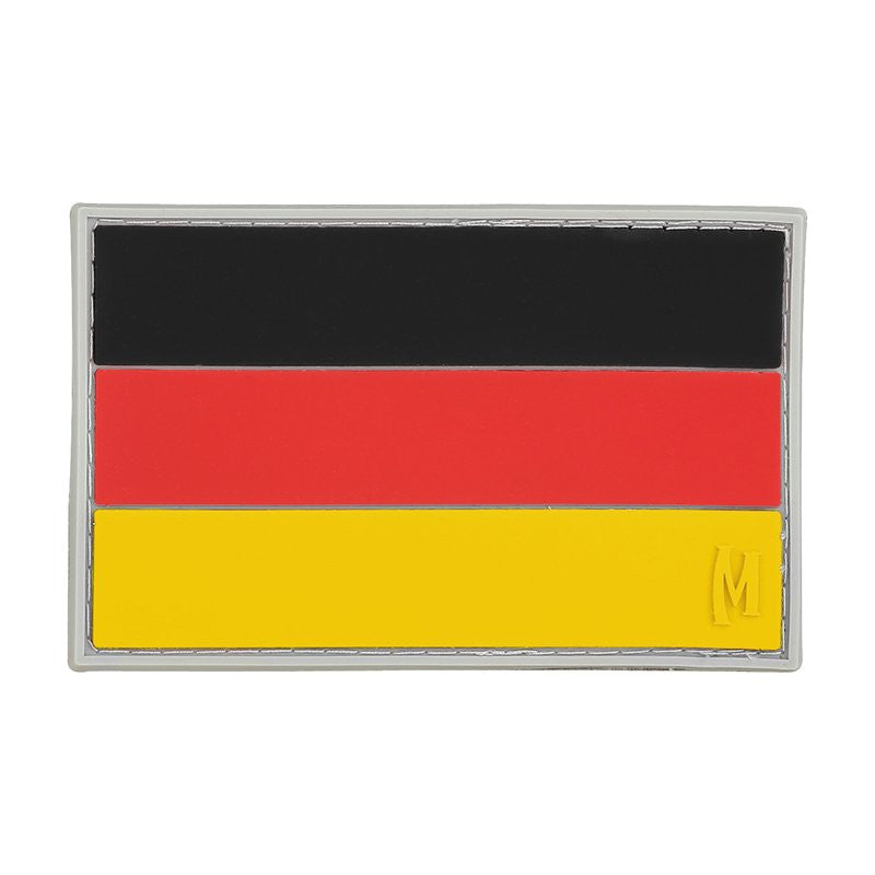 MAXPEDITION GERMANY FLAG PATCH - FULL COLOR