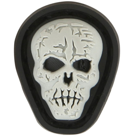 MAXPEDITION HI RELIEF SKULL MICROPATCH - SWAT