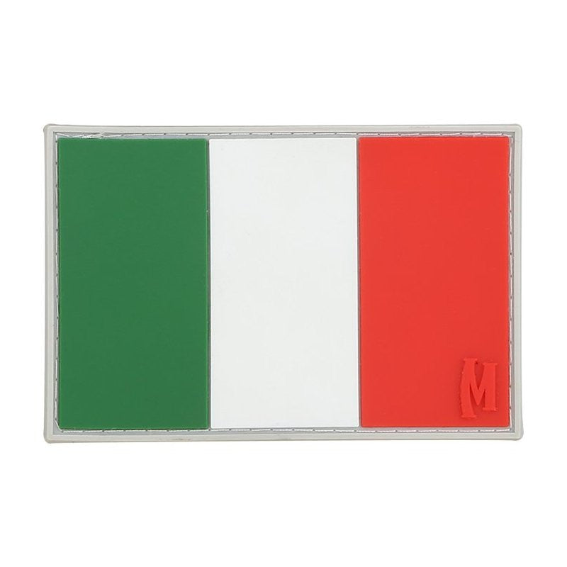MAXPEDITION ITALY FLAG PATCH - FULL COLOR