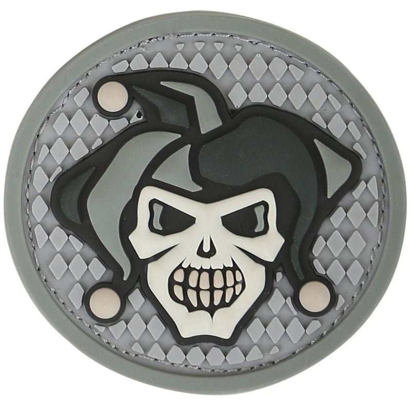 MAXPEDITION JESTER SKULL PATCH - SWAT - Hock Gift Shop | Army Online Store in Singapore