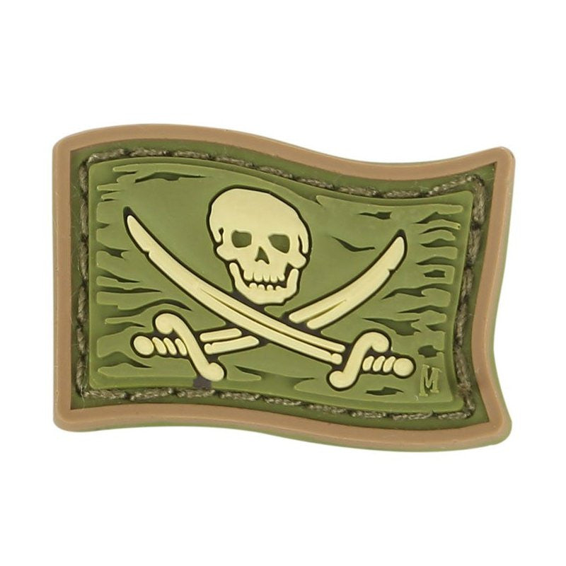 MAXPEDITION JOLLY ROGER MICROPATCH - ARID - Hock Gift Shop | Army Online Store in Singapore