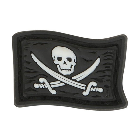 MAXPEDITION JOLLY ROGER MICROPATCH - GLOW - Hock Gift Shop | Army Online Store in Singapore