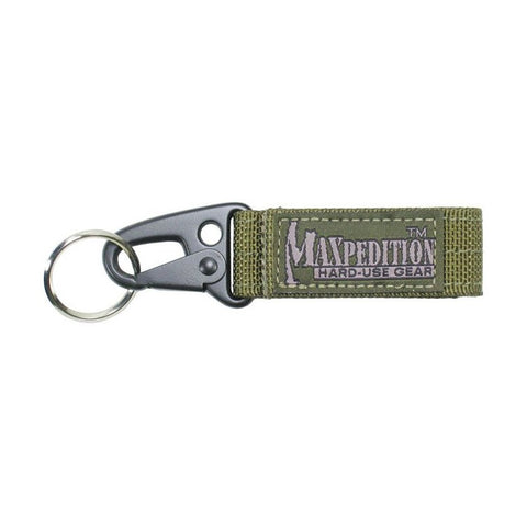 MAXPEDITION KEYPER - OD GREEN - Hock Gift Shop | Army Online Store in Singapore