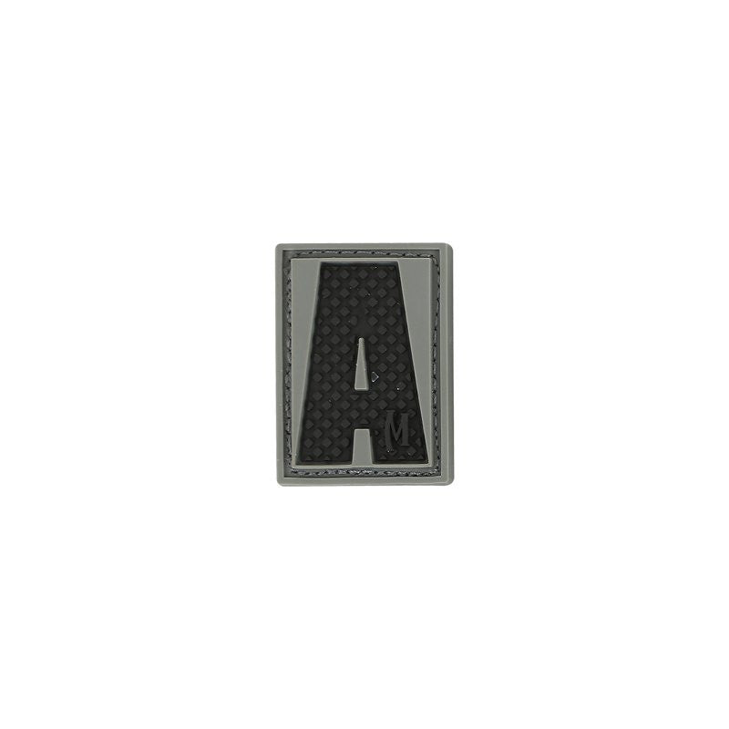 MAXPEDITION LETTER A PATCH - SWAT - Hock Gift Shop | Army Online Store in Singapore