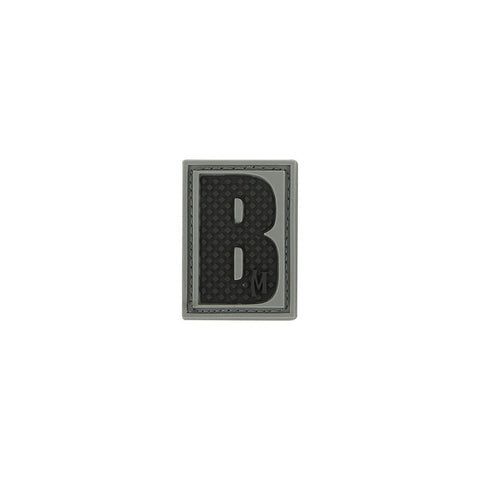 MAXPEDITION LETTER B PATCH - SWAT - Hock Gift Shop | Army Online Store in Singapore