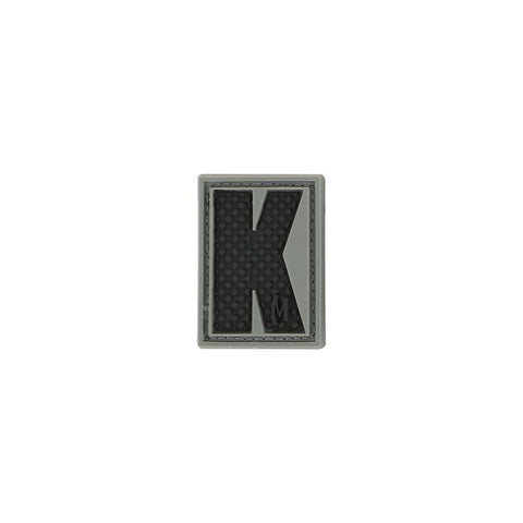 MAXPEDITION LETTER K PATCH - SWAT - Hock Gift Shop | Army Online Store in Singapore