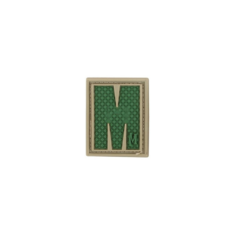 MAXPEDITION LETTER M PATCH - ARID - Hock Gift Shop | Army Online Store in Singapore