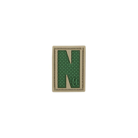 MAXPEDITION LETTER N PATCH - ARID - Hock Gift Shop | Army Online Store in Singapore
