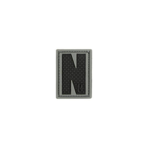 MAXPEDITION LETTER N PATCH - SWAT - Hock Gift Shop | Army Online Store in Singapore