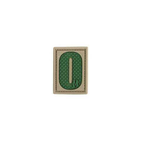 MAXPEDITION LETTER O PATCH - ARID - Hock Gift Shop | Army Online Store in Singapore