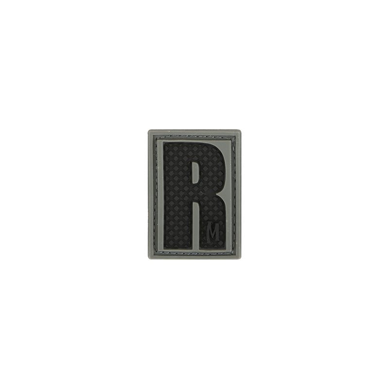 MAXPEDITION LETTER R PATCH - SWAT - Hock Gift Shop | Army Online Store in Singapore