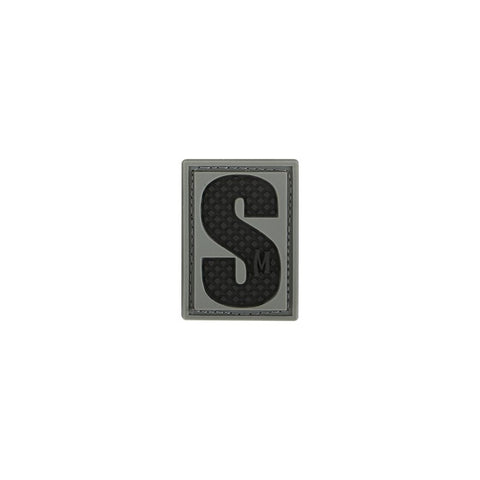 MAXPEDITION LETTER S PATCH - SWAT - Hock Gift Shop | Army Online Store in Singapore