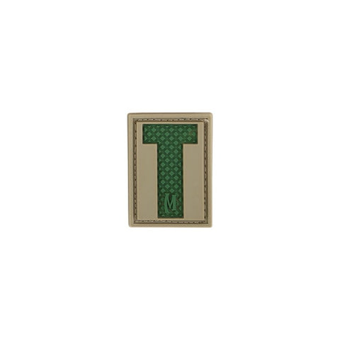 MAXPEDITION LETTER T PATCH - ARID - Hock Gift Shop | Army Online Store in Singapore