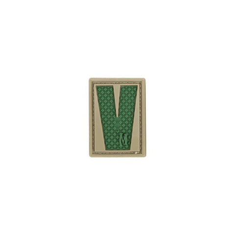 MAXPEDITION LETTER V PATCH - ARID - Hock Gift Shop | Army Online Store in Singapore