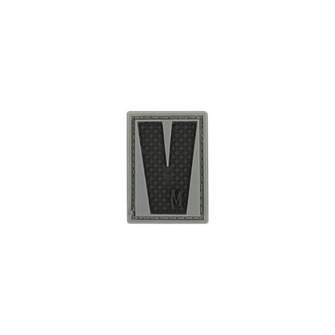MAXPEDITION LETTER V PATCH - SWAT - Hock Gift Shop | Army Online Store in Singapore