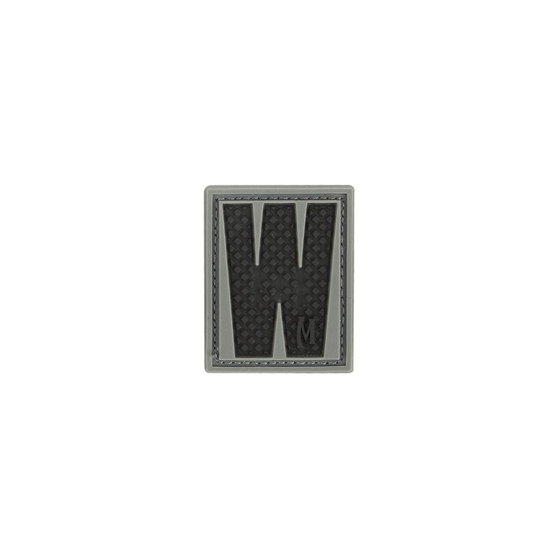 MAXPEDITION LETTER W PATCH - SWAT - Hock Gift Shop | Army Online Store in Singapore