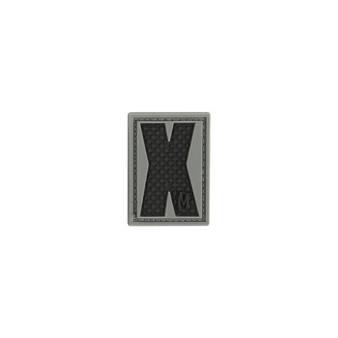 MAXPEDITION LETTER X PATCH - SWAT - Hock Gift Shop | Army Online Store in Singapore