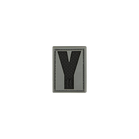 MAXPEDITION LETTER Y PATCH - SWAT - Hock Gift Shop | Army Online Store in Singapore