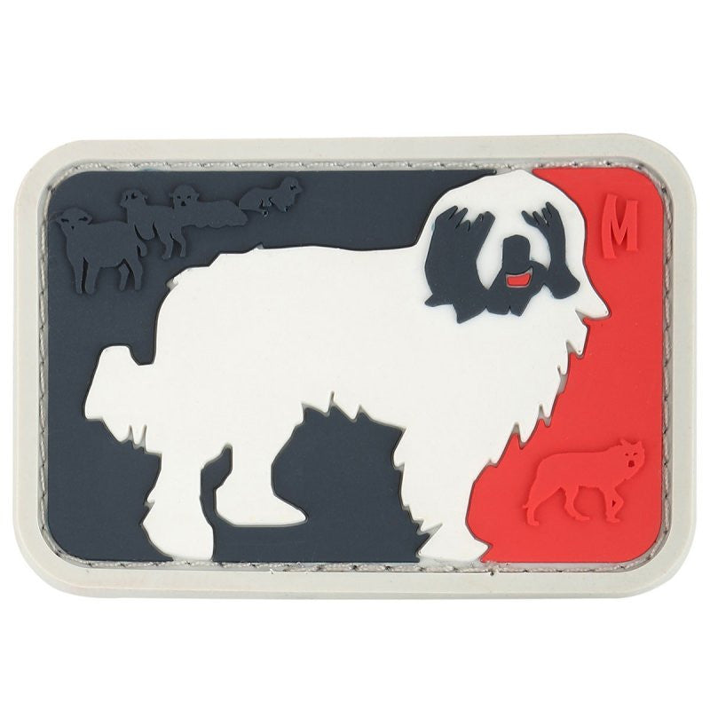 MAXPEDITION MAJOR LEAGUE SHEEP DOG PATCH - FULL COLOR - Hock Gift Shop | Army Online Store in Singapore