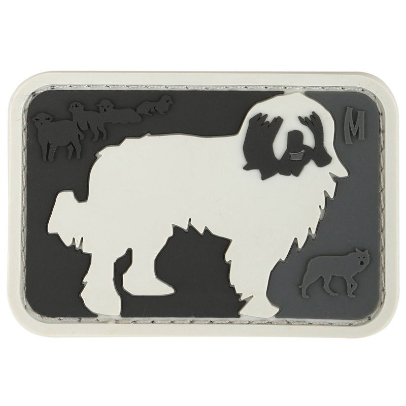 MAXPEDITION MAJOR LEAGUE SHEEP DOG PATCH - SWAT - Hock Gift Shop | Army Online Store in Singapore